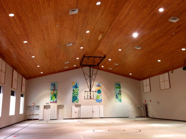 Mt Tabor UMC Gym